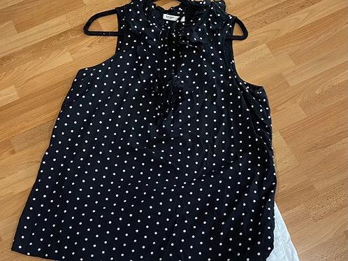 Old navy sleeveless top size xl