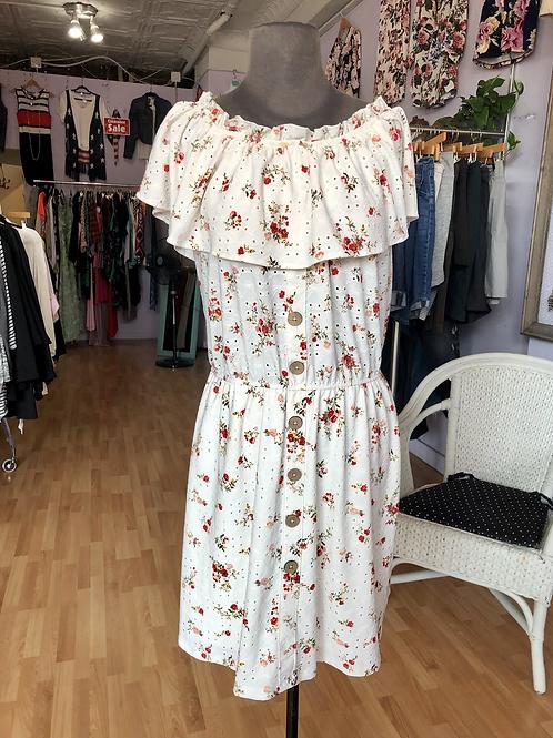 Wallflower dress sz 2X (fits like 1x)