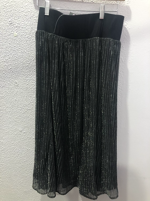 NWT Melissa McCarthy Shimmer Skirt 3X