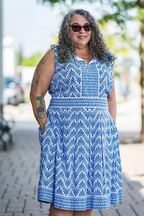 Talbots Cotton Summer Dress Size 20W
