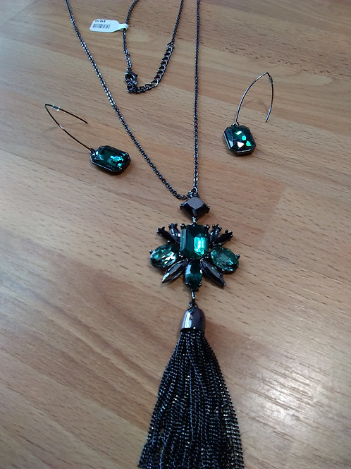 3 Pc Necklace Set