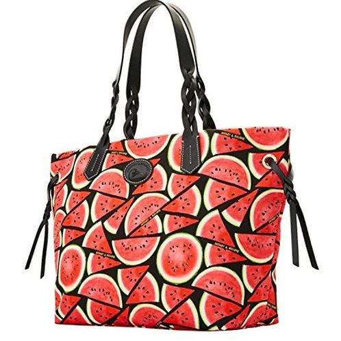 Dooney & Bourke Watermelon Shopper  NWT
