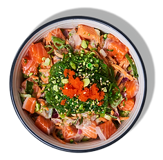 The Ika Bowl Moana Poké Bowl
