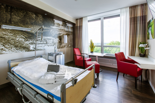 Businessfotos Krankenhaus