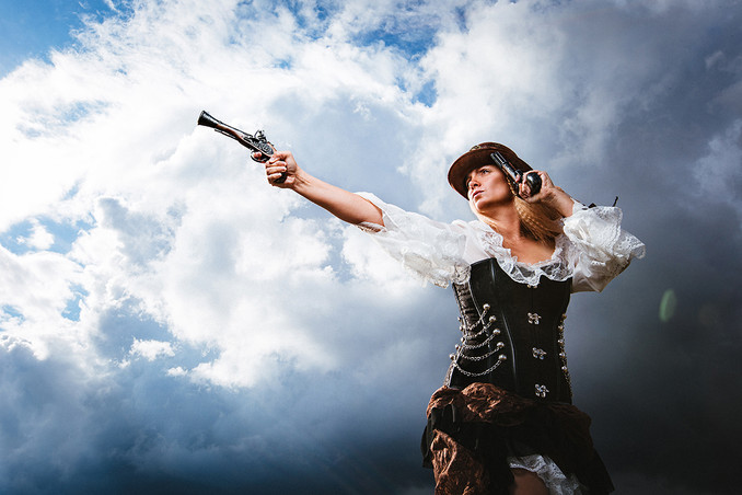 steampunk-fotoshooting-outdoor