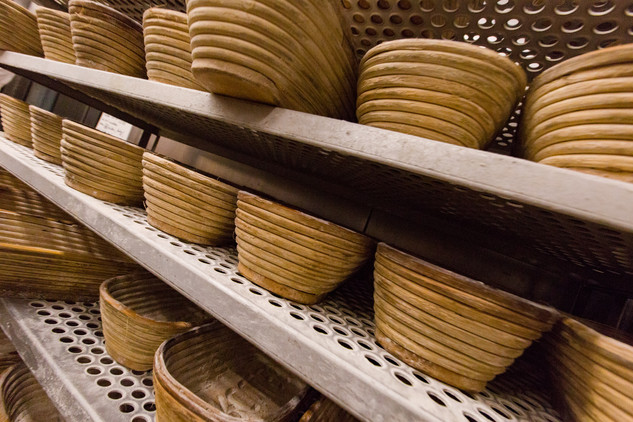 Businessfotos Bäckerhandwerk