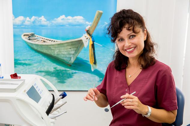 Praxisportrait Zahnarzt
