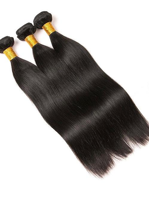 STRAIGHT PERUVIAN HAIR BUNDLE