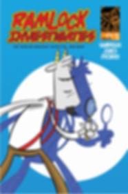 Ramlock Investigates issue 1 cover