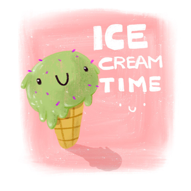 ICE CREAM TIME!