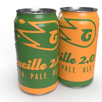 Georgetown Brewing Lucille 2.0 beer design