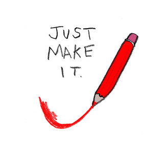 NIKE Creative - Just Make It swoosh