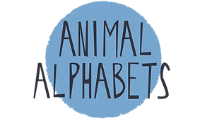 Animal Alphabets Button