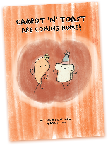 Carrot and Toast comic