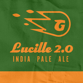 Georgetown Brewing - Lucille IPA rebrand - Lucille 2.0