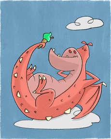 Chill Dragon