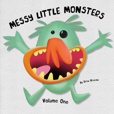 messy little monsters cover