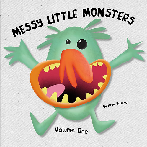 MESSY LITTLE MONSTERS VOL1 (pdf)