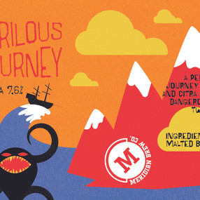 Perilous Journey IPA design WIP