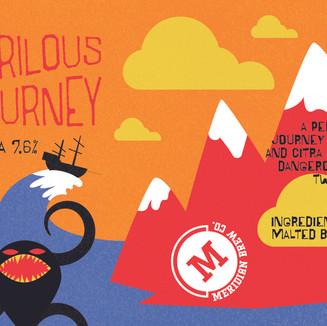 Perilous Journey IPA