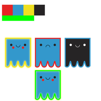 Ghost Pal VPN tray icons