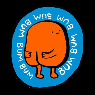 Bum shirt design