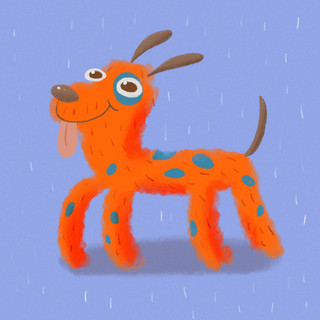 Orange Doggo