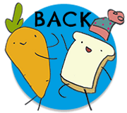 Carrot and Toast Back Button
