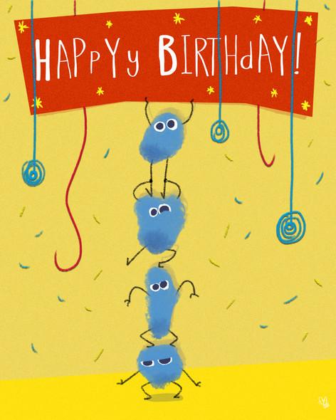 Blubby Birthday