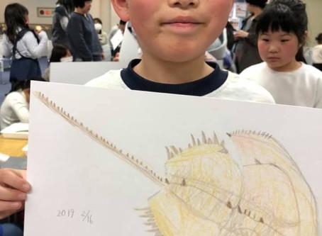 江田島青少年交流の家で「親子でアート&クラフト教室」