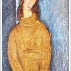 ジャンヌ・エビュテルヌの肖像2