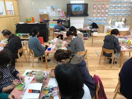 広島市の幼稚園で研修を行いました