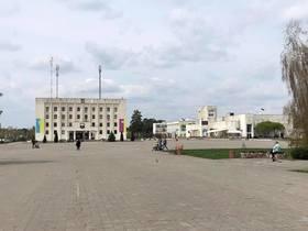 ウクライナ訪問記~キッズゲルニカinスラブチチ市(ウクライナ)