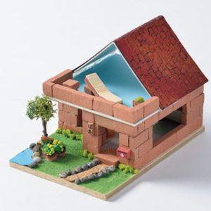 U.ミニレンガの家