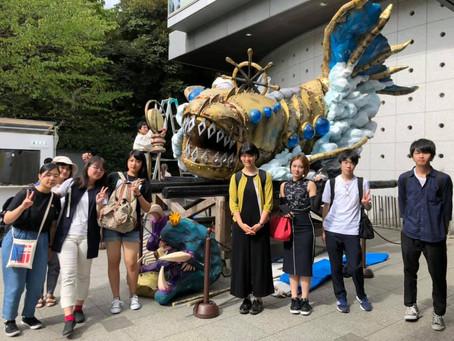 藝祭&武蔵野美大&展覧会鑑賞ツアー
