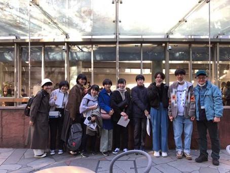東京藝術大学卒業・修了作品展&美術館鑑賞ツアー