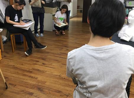 【芸大美大美術系高校受験科】人物クロッキー
