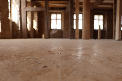 OSB Fußboden
