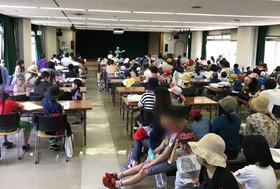 6/3(日) スケッチツアーC2コース 広島市植物公園レポート
