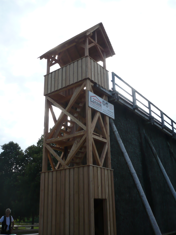 Treppenturm Gradierwerk