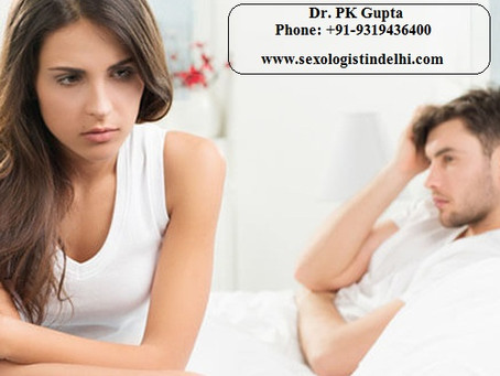 Sexologist in Delhi - Best Sexologist Dr PK Gupta