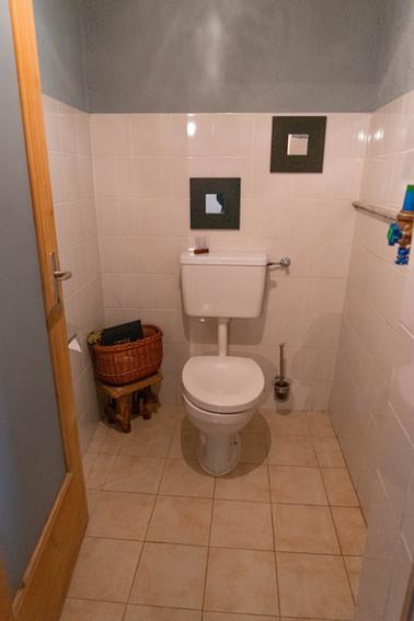 Toilette Entrée