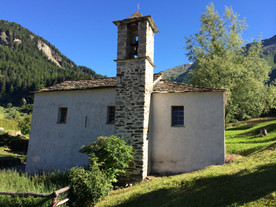 Kirche Pisciadello