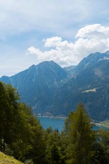 Aussicht Richtung Lago di Poschiavo