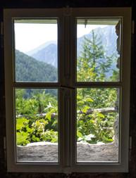 Aussicht Haus Küche/Bad