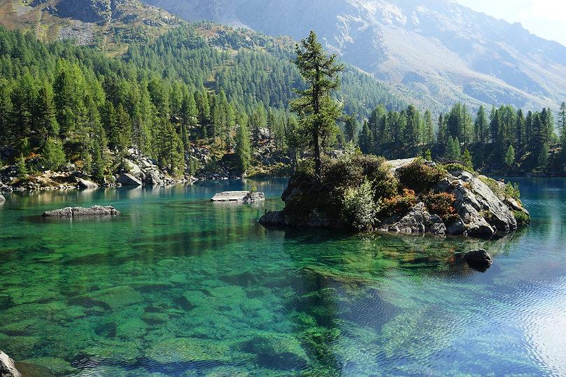 Lago di Saose