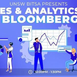 BITSA Presents BITSA x Bloomberg: Sales & Analytics