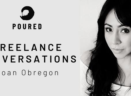 Freelancer Conversations: Joan Obregon