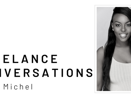 Freelance Converstations: Zaire Michel