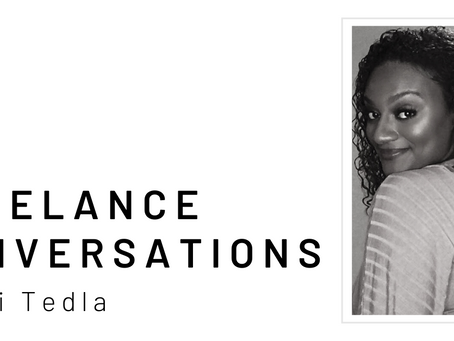Freelancer Conversations: Megdi Tedla